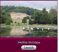 "Click to launch slideshow ""Hellfire Holidays""."