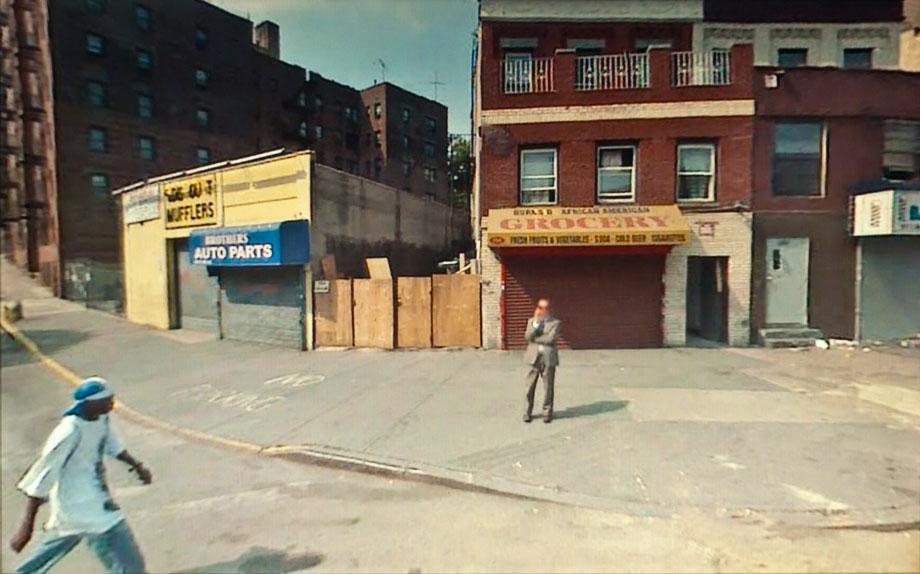 No. 40.805716, Bronx, New York (2009), 2011