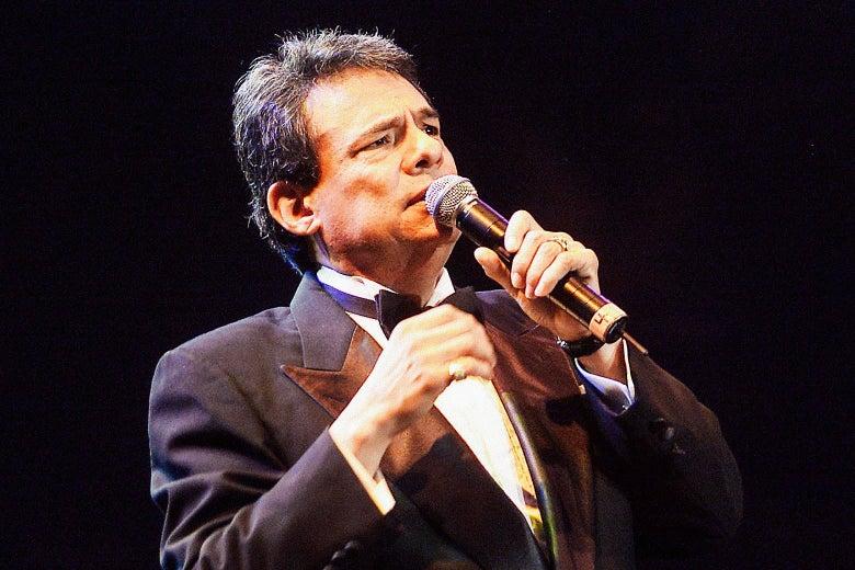 José José singing