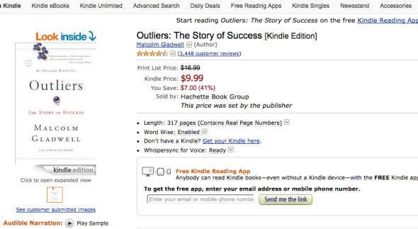 What the Amazon-HarperCollins deal means for e-book pricing