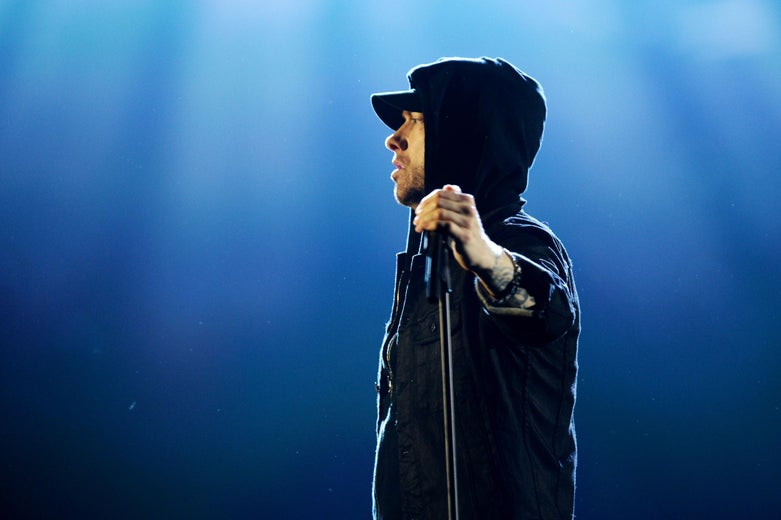 Eminem Speaks Out About Netflix's Decision to Cancel The Punisher