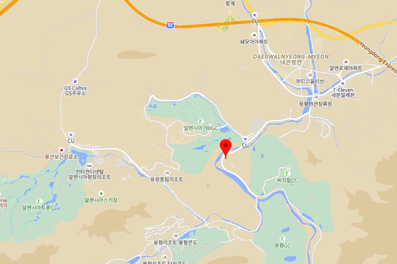 Leaving shouldn't be an issue, as the Olympic Village in Pyeongchang is nestled close to both the Donggang and Pyeongchanggang rivers.
