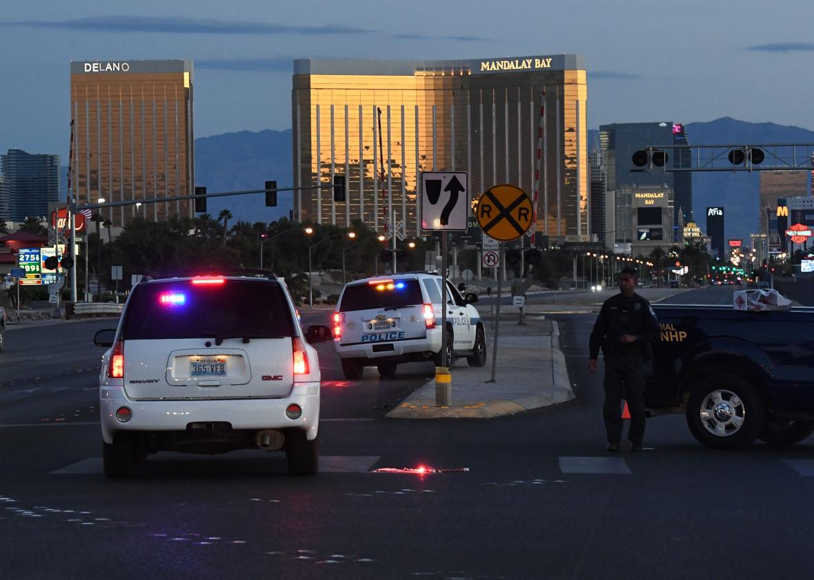 Las Vegas shooting: Are machine guns and fully automatic rifles legal?