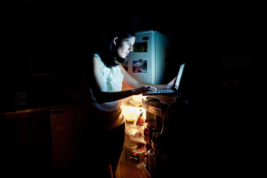 Gabriela Herman, Bloggers