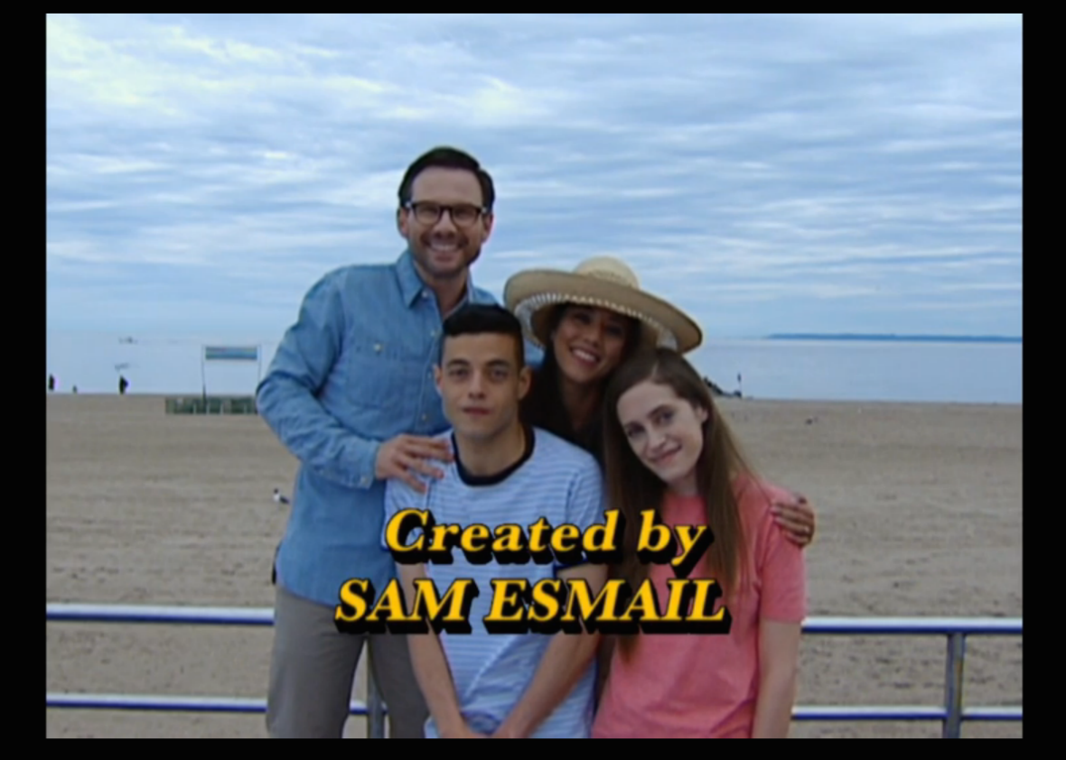 Mr  Robot's '90s sitcom parody brilliantly reimagined the