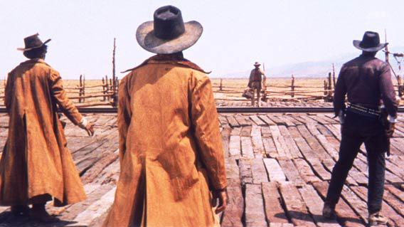 Once Upon a Time in the West.