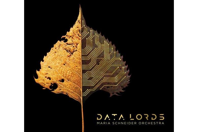 Data Lords album cover