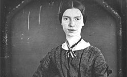 Emily Dickinson. Click image to expand.