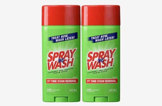 Spray n' Wash Pre-Treat Stain Sticks.