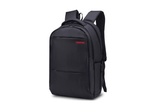 LaPacker laptop backpack for men.