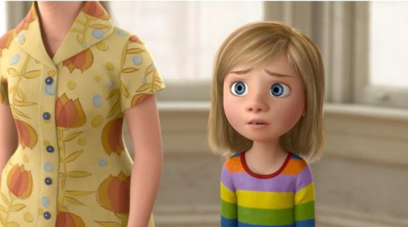 Watch Pixar's Inside Out without any of the inside emotions (VIDEO).