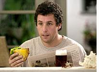 A subdued Sandler for Spanglish
