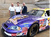 Scottish Rite car and team. Click image to expand.