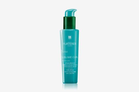 Rene Furterer Sublime Curl Nutri Activating Cream.