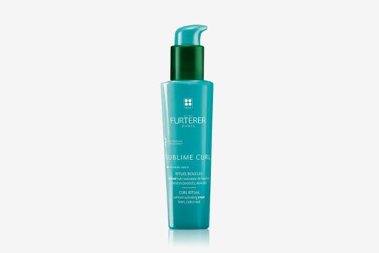 Rene Furterer Sublime Curl Nutri Activating Cream.
