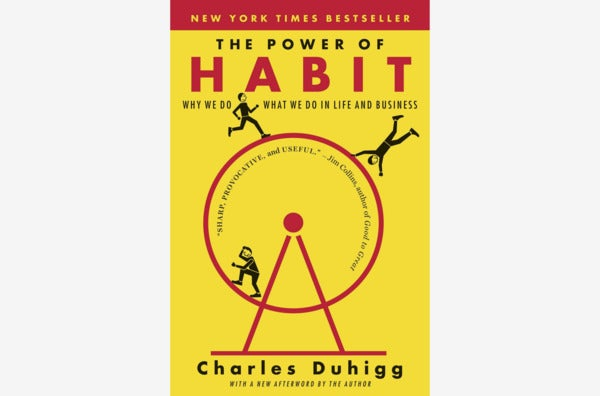 The Power of Habit: Why We Do What We Do in Life and Business, by Charles Duhigg.