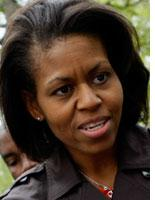 Michelle Obama. Click to view expanded image.