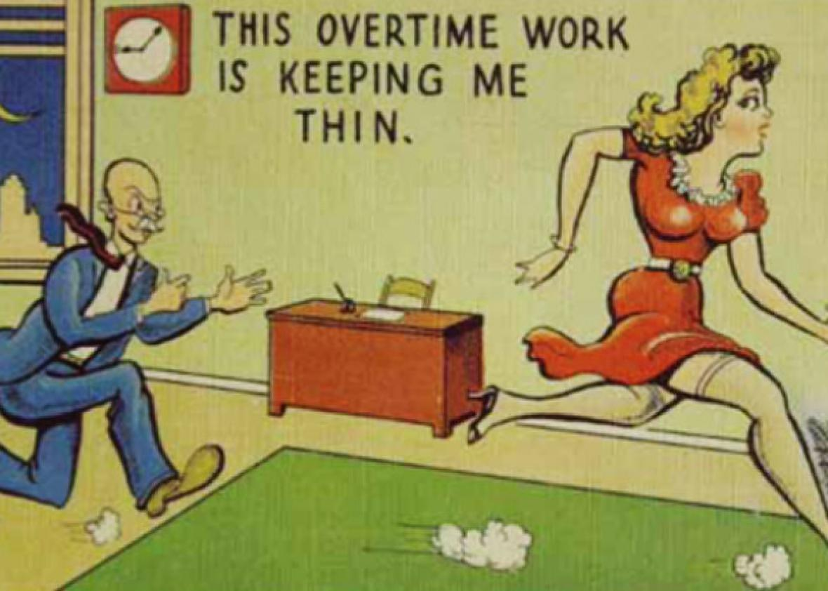 Sexual harassment at work funny images