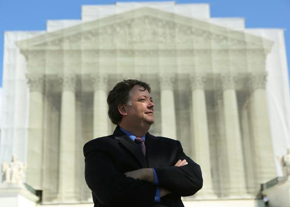 McCutcheon v. FEC: Supreme Court case to raise limits on campaign contributions.