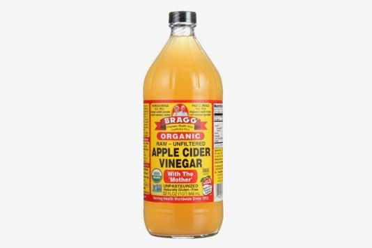 Bragg Organic Apple Cider Vinegar, Raw & Unfiltered.