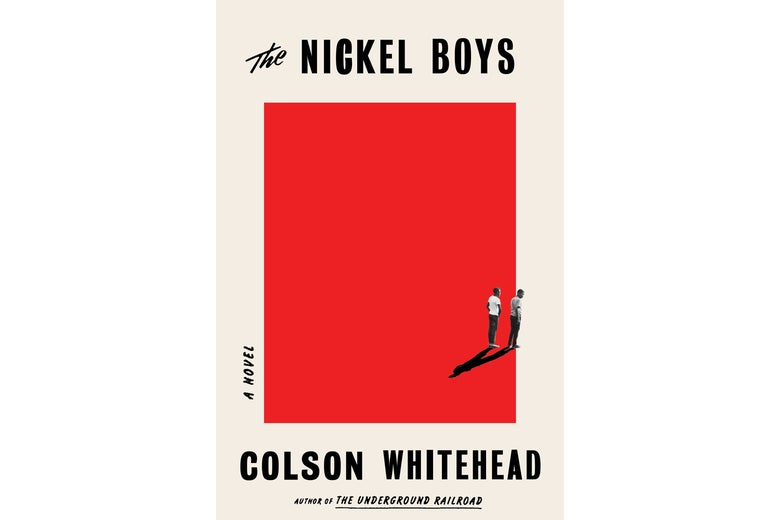 Book cover of The Nickel Boys.