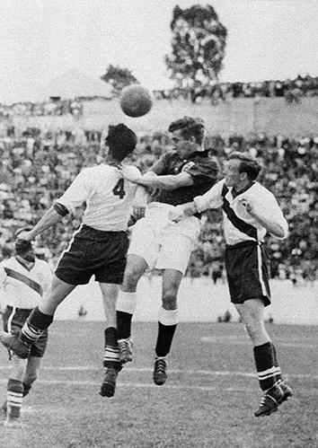 World Cup 1950: England vs. the U.S.
