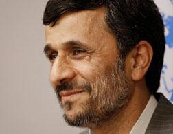 Mahmoud Ahmadinejad. Click image to expand.
