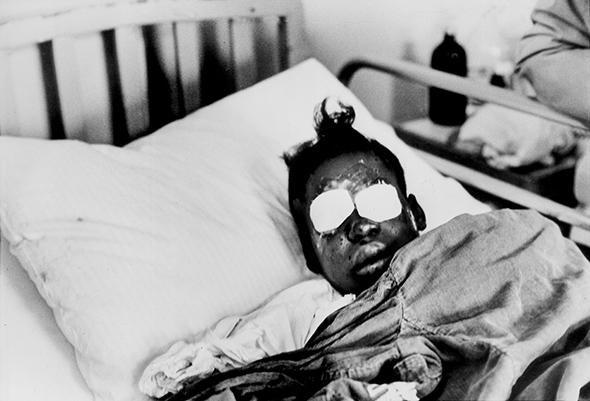 Birmingham bombing victim
