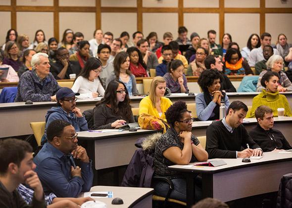 University of Michigan 28th Annual MLK Symposium event on January 20, 2014.