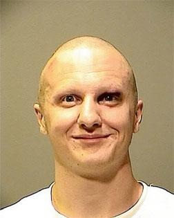Mugshot of Jared Lee Loughner.
