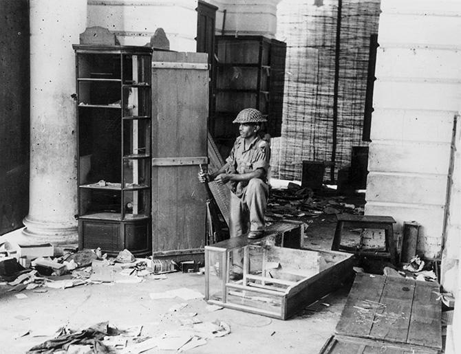 Delhi looting 1947