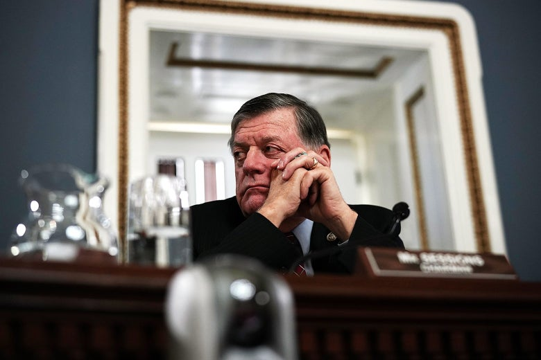 Rep. Tom Cole on why Republicans won't pass a law ...