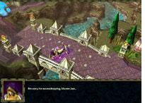 The world of WarCraft III