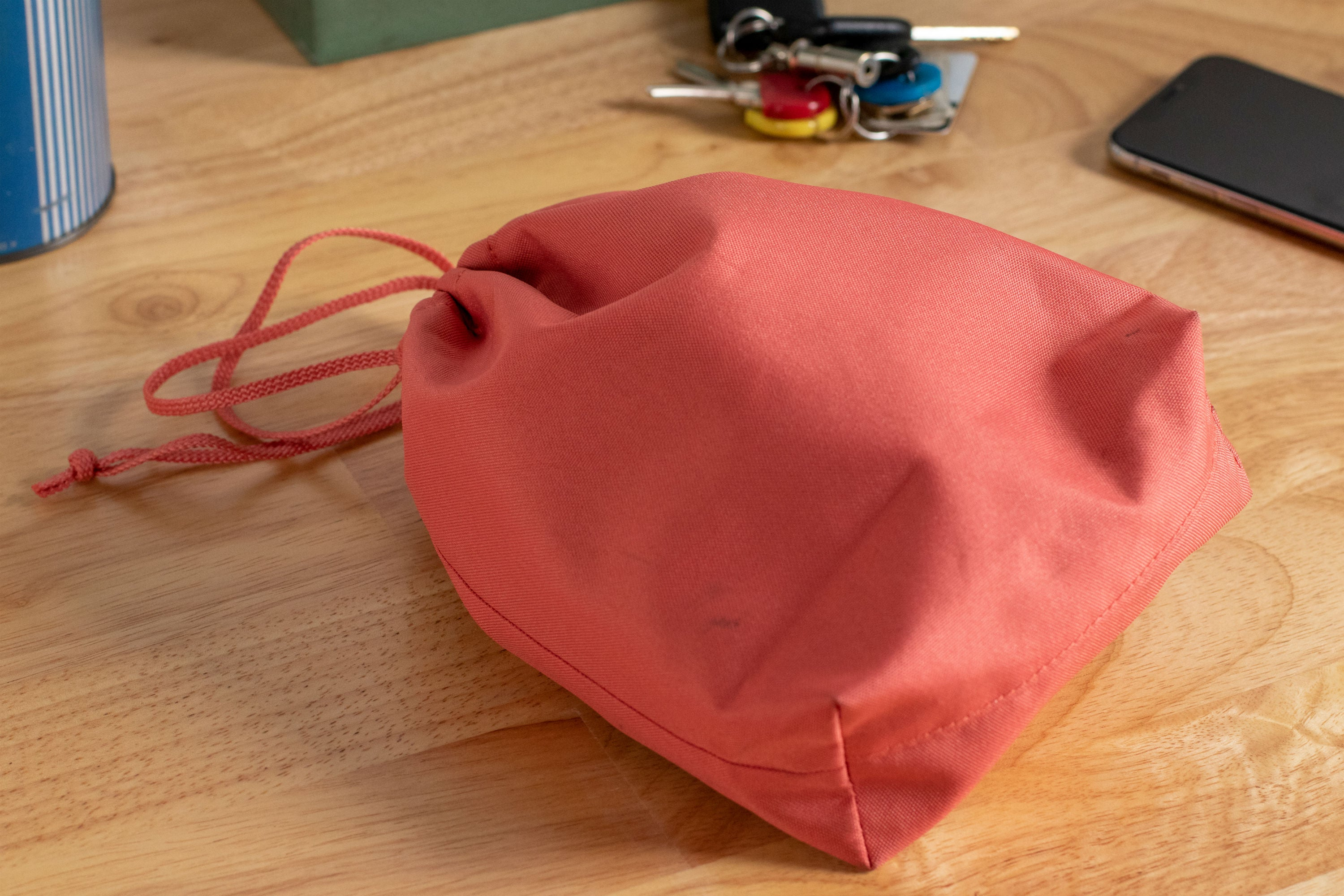 drawstring pouch for the WH-H900N