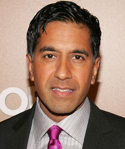 Dr. Sanjay Gupta. Click image to expand.