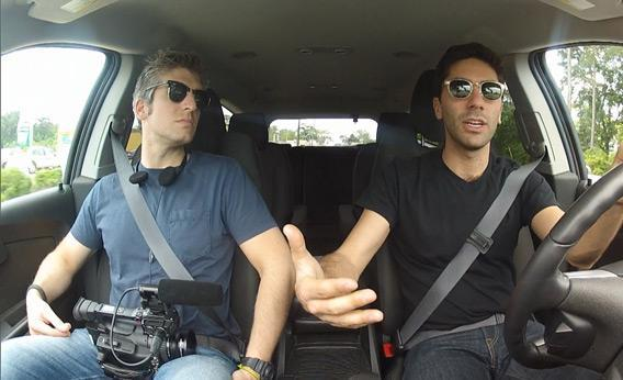 "Yaniv ""Nev"" Schulman and Max Joseph, filmmakers featured in MTV's new docu-series ""Catfish: The TV Show."""