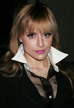 """Actress Brittany Murphy who died of """"natural causes"""" December 20, 2009."""