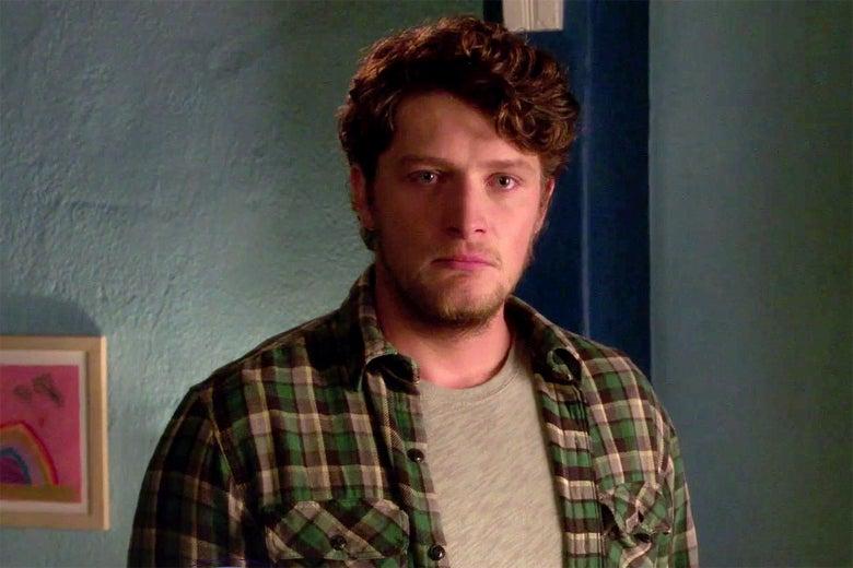 Brett Dier as Michael Cordero in Jane the Virgin.