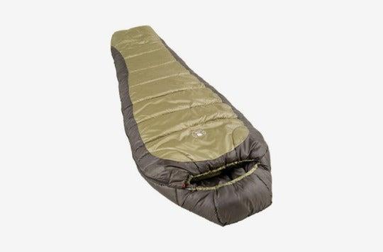 Coleman North Rim Adult Mummy Sleeping Bag.