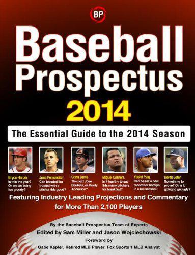 Baseball Prospectus 2014.