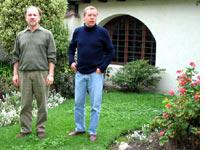 Andrés Hoyos and Mario Jursich