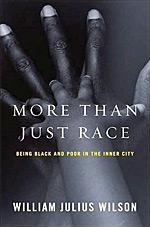 """""""More Than Just Race"""" by William Julius Wilson."""