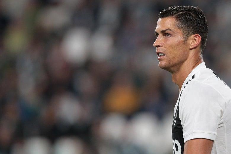 Cristiano Ronaldo Accuser Kathryn Mayorga Speaks Publicly About Alleged Las Vegas Rape Files