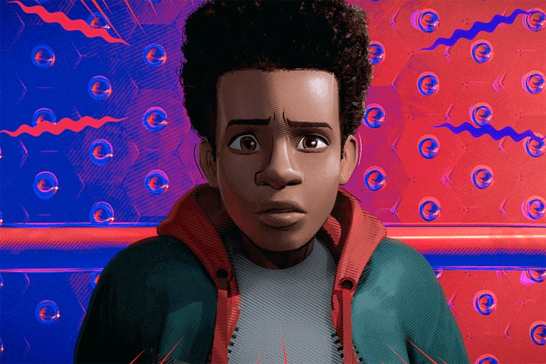 c7f59446 Spider-Man: Into the Spider-Verse review: Animated movie adds more ...