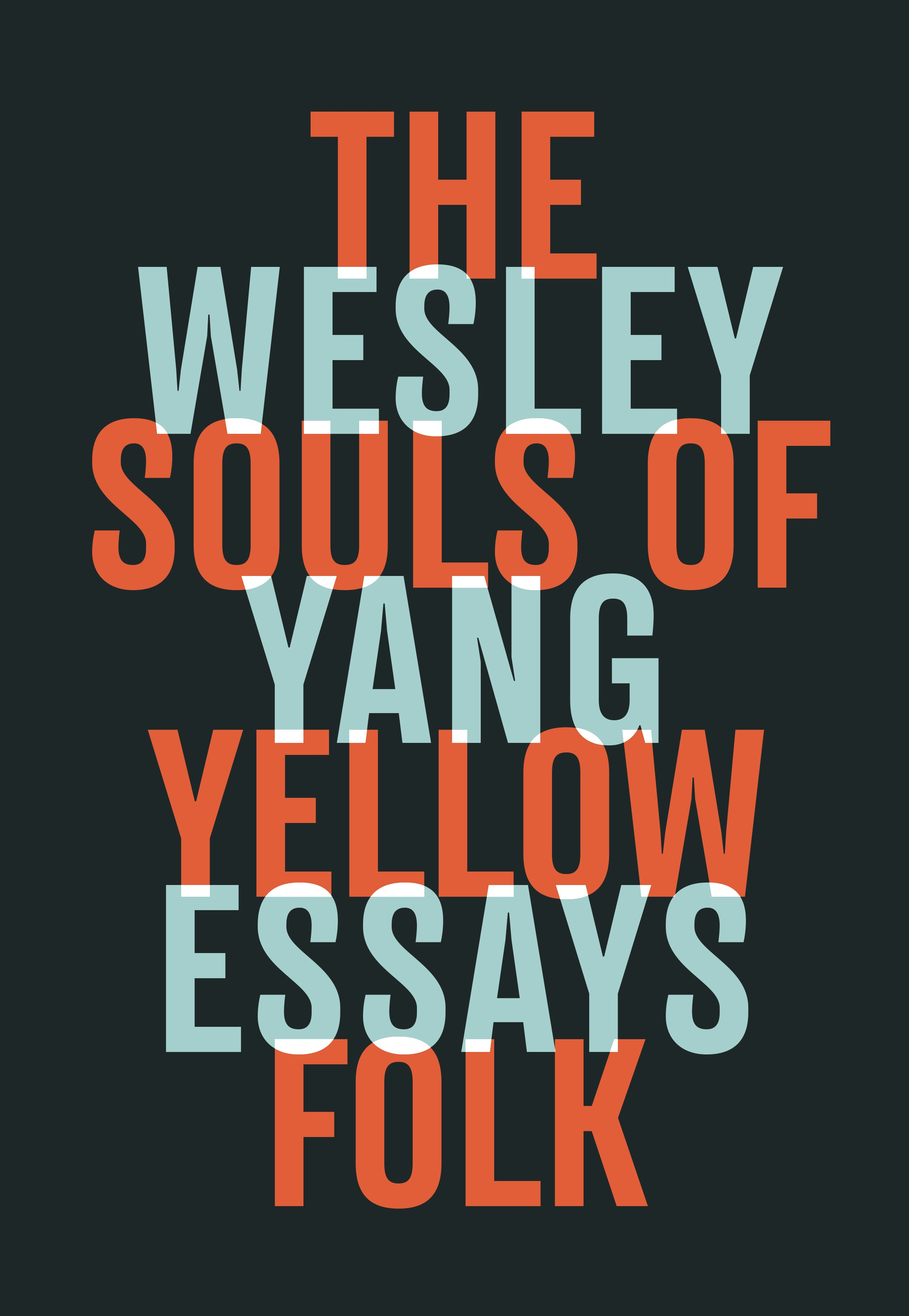 The Souls of Yellow Folk cover.