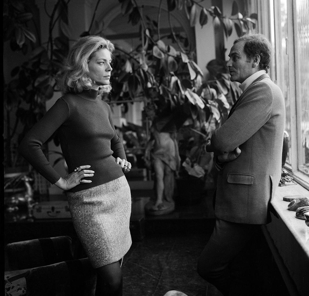 Lauren Bacall, 1968