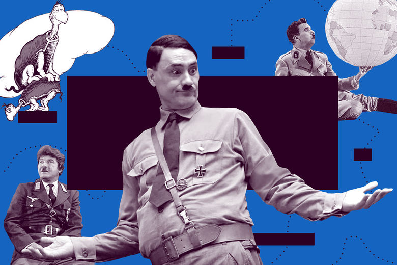From Yertle the Turtle to Jojo Rabbit, a History of Hitler Satire