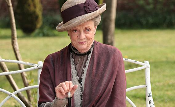 Still of Downton Abbey.