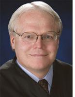 Judge Chuck Weller. Click image to expand.