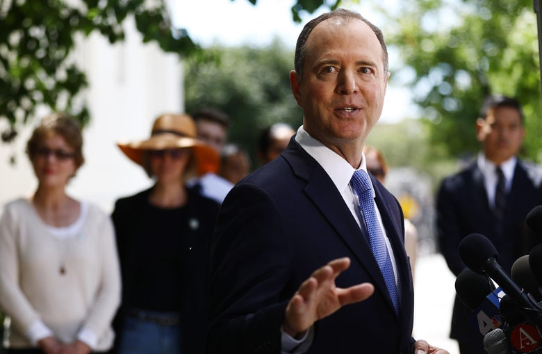 "Schiff on Mueller Report: ""In Every Way This Is More Significant Than Watergate"""